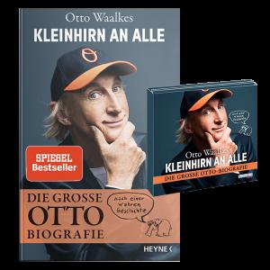 Otto Waalkes_Kleinhirn_an_Alle_Hörbuch