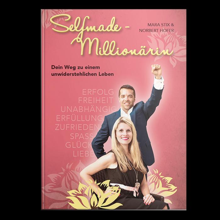 Selfmade Millionaerin